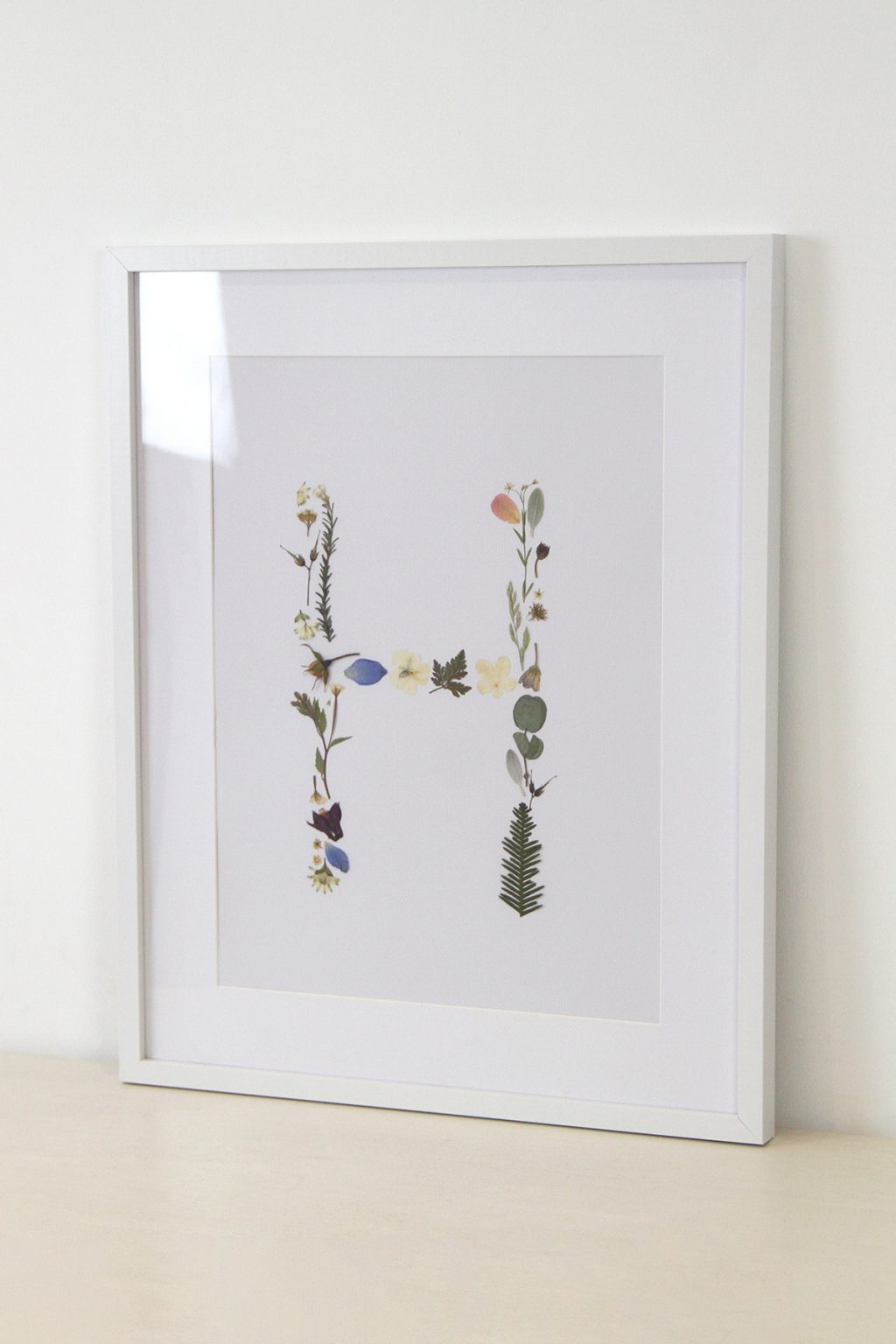 Personalised Pressed Flower Frame_3