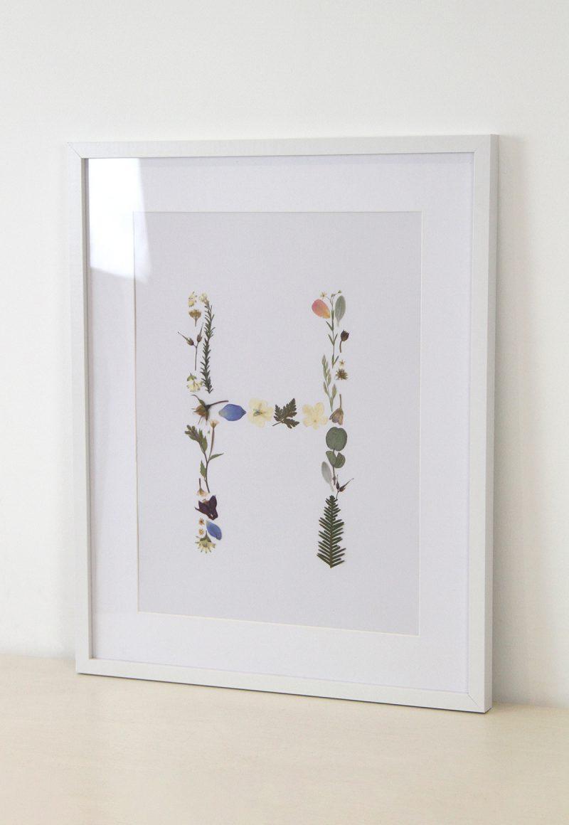 Personalised Pressed Flower Frame_3