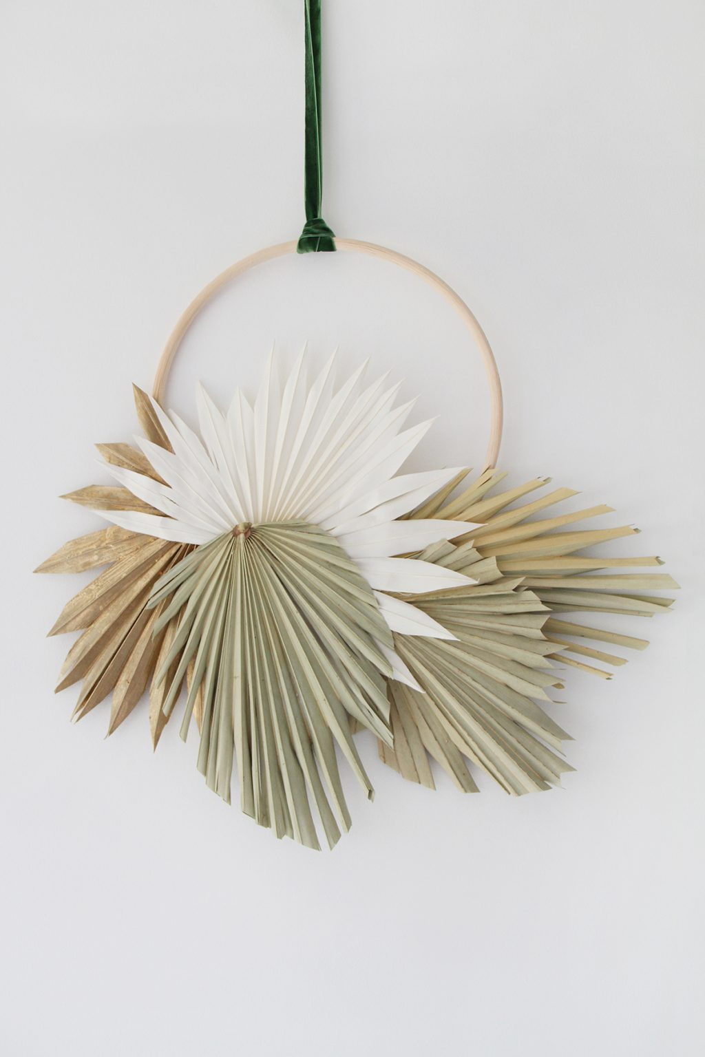 BOHO Luxury Dried Flower Wreath-7