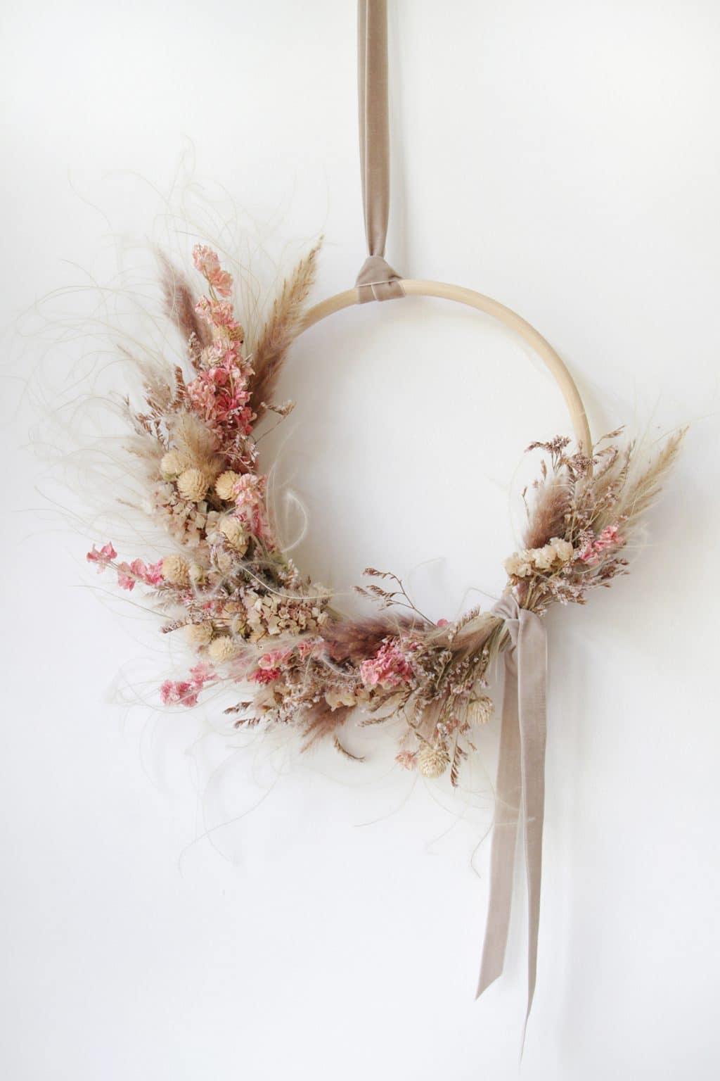 Dried Flower Wreath_0118